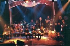 Ombu-Bühnenfoto