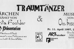 Ombu-Traumtänzer-CD-Release